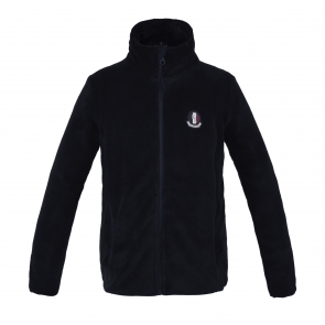 Kingsland Snap Coral Fleece Jacket JR Navy