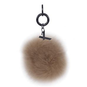 Kingsland Lomitios Key Ring Beige
