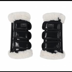 Kingsland Aike Front Protection Boots Black