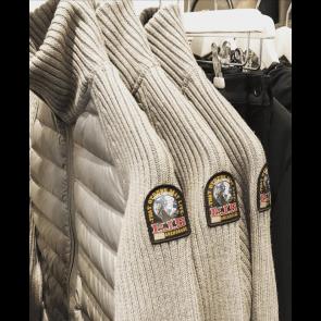 Parajumpers Tina Knitwear Grey Melange