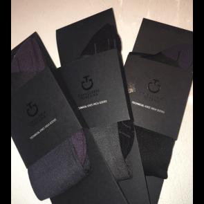 Cavalleria Toscana Tech Sock Navy/grå