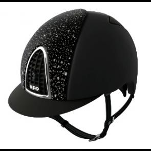 Kep Ridehjelm Sparkling Black