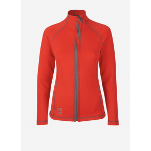 66° North Vík Women's fleecejacket Rød