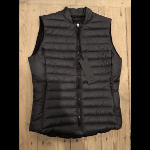Cavalleria Toscana Nylon quilted Body Warmer Mørkegrå
