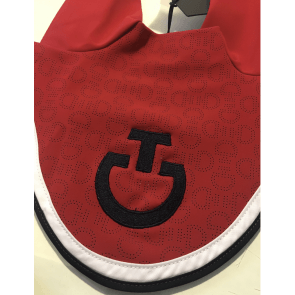 Cavalleria Toscana Micro Perforated CT hut rød