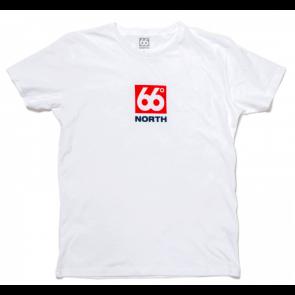 66 North Logn t-shirt hvid
