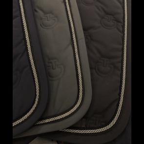 Cavalleria Toscana Embroidered Sort Dressur underlag