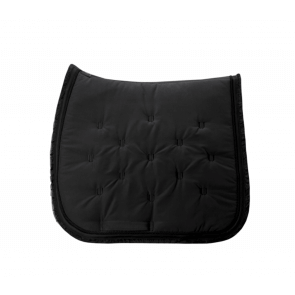 U Black - Black Lady Dressage Saddle Pad