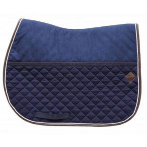 Kentucky Intelligent Absorb Saddle Pad Navy
