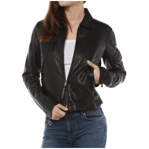 Parajumpers Stalker Leather Jacket