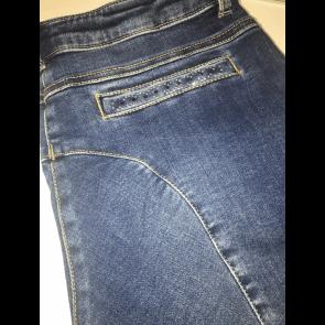Animo NAG Ridebukser Knægrip JR Jeans