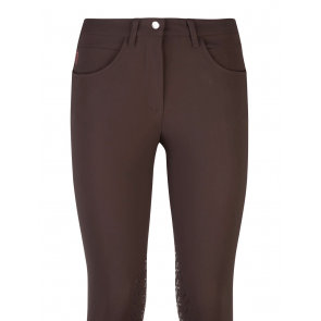 Cavalleria Toscana New Grip System Breeches Brun