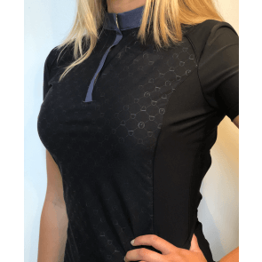 Vestrum Stoccarda Comp Skjorte Navy/blå