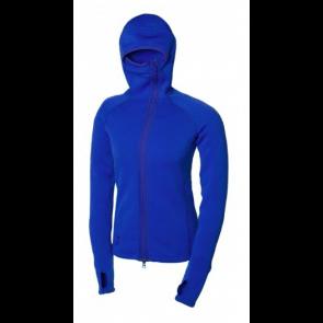 66° North Vík hooded Women's fleece jacket blå