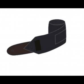 Cavalleria Toscana Jersey Stripe Fleece Bandager Navy/brun