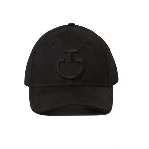 Cavalleria Toscana Cap Black