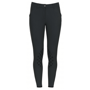 Cavalleria Toscana Knee-hi Perforated Breeches Grøn
