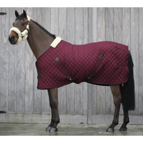 Kentucky Stable Rug Bordeaux