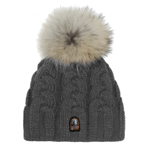Parajumpers Cable Hat Grey Melange