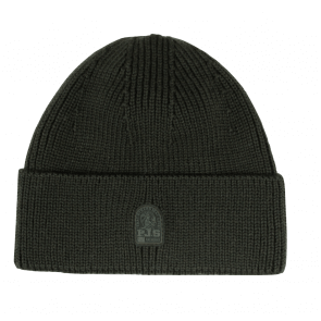 Parajumpers Plain Beanie Moss Green
