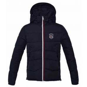 Kingsland Elliot Insulated Jacket JR Navy