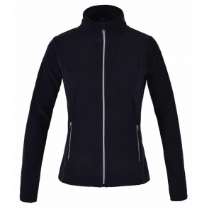Kingsland Hazel Fleece Jacket Sort