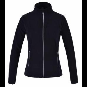 Kingsland Hazel Fleece Jacket Sort