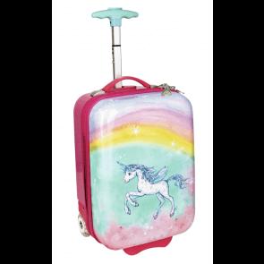 Kuffert med enhjørning