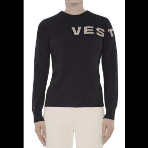 Vestrum Geel Knitwear Sort