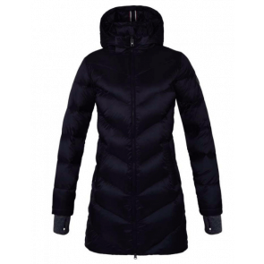 Kingsland Alexis Ladies Goose Down Coat w/Hood Navy
