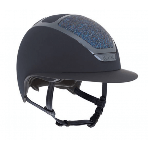 Kask Star Lady Swarowski Midnight Navy