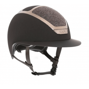 Kask Star Lady Swarowski Midnight Brown