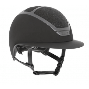 Kask Star Lady Swarowski Midnight Black