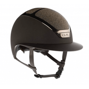 Kask Star Lady Swarowski Carpet Brown