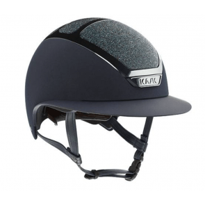 Kask Star Lady Swarowski Carpet Navy