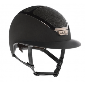 Kask Star Lady Swarowski Carpet Black
