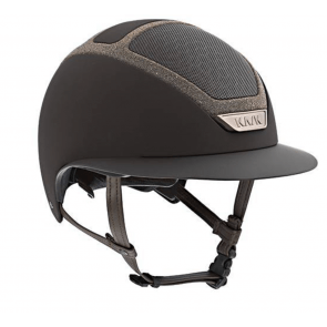 Kask Star Lady Swarowski Frame Brown