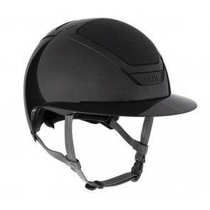Kask Star Lady Pure Shine Antracit