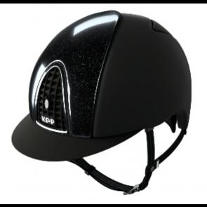 Kep Ridehjelm Textile and Black Diamond