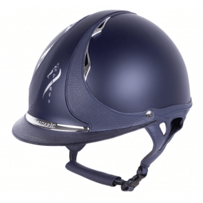 Antares Galaxy Ridehjelm Blå