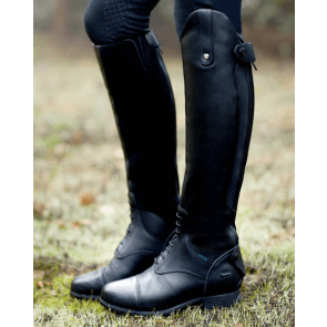 Ariat Vinterridestøvle Bromont Pro Tall Insulated Sort