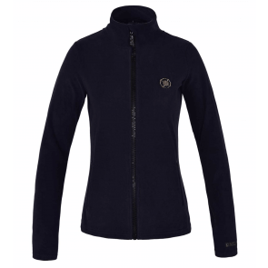 Kingsland Aniak Ladies Micro Fleece Jacket Navy