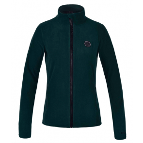 Kingsland Aniak Ladies Micro Fleece Jacket Grøn