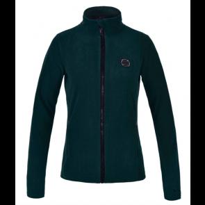 Kingsland Aniak Ladies Micro Fleece Jacket Grøn