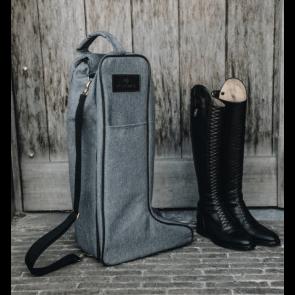 Kentucky Boots Bag Grey