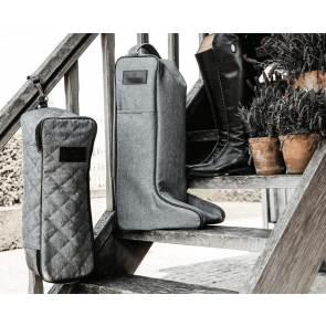 Kentucky Bridle Bag Grey
