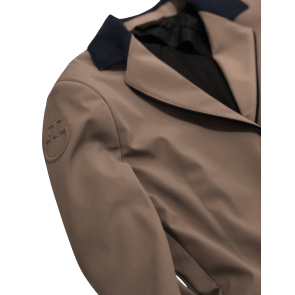 Cavalleria Toscana Gp Riding Jacket Mud JR