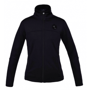 Kingsland Mya Ladies Fleece Jacket Sort