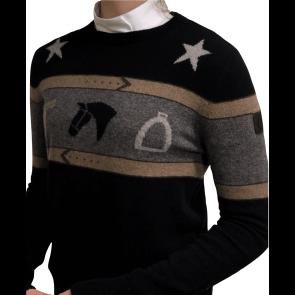 Vestrum Malmedy Knitwear Sort