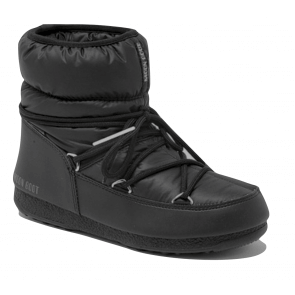 Moonboot Low Nylon WP Black